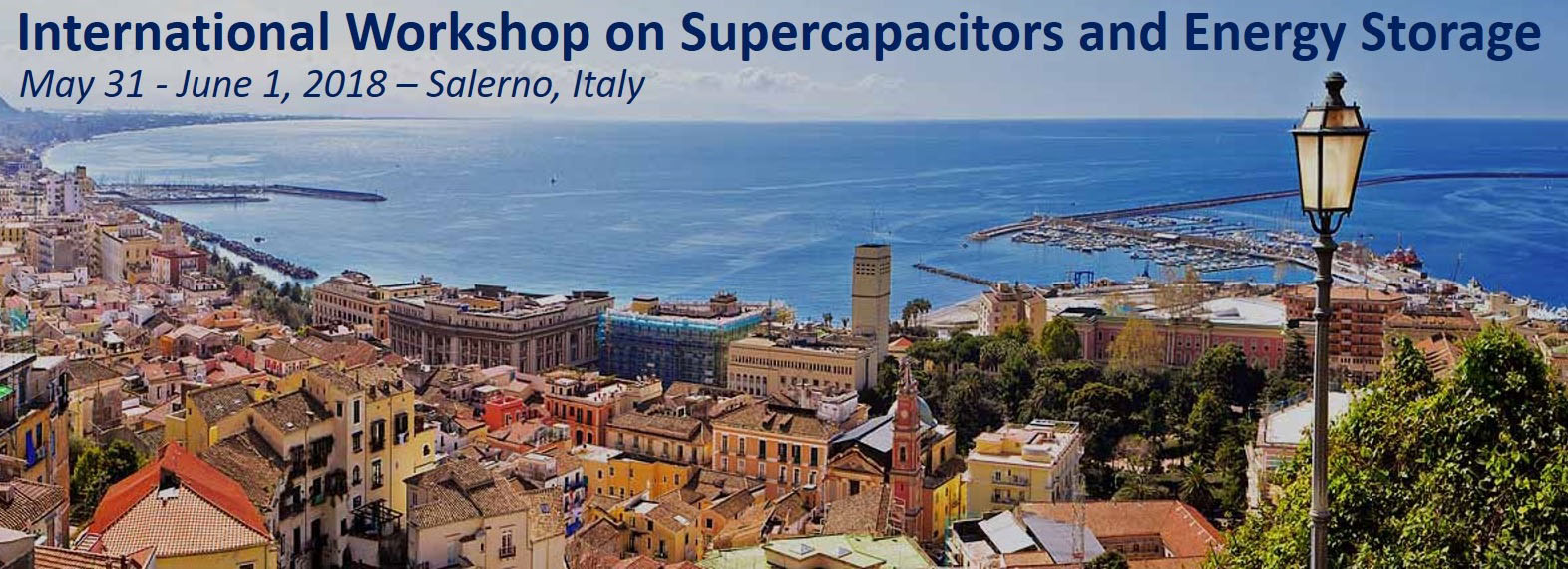 International Workshop on Supercapacitors and Energy Storage